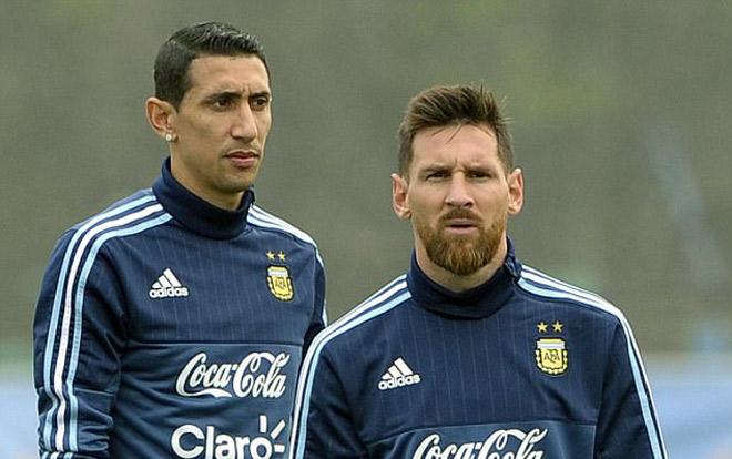 Argentina – Venezuela: Messi, Di Maria mặc sức tung hoành - 1
