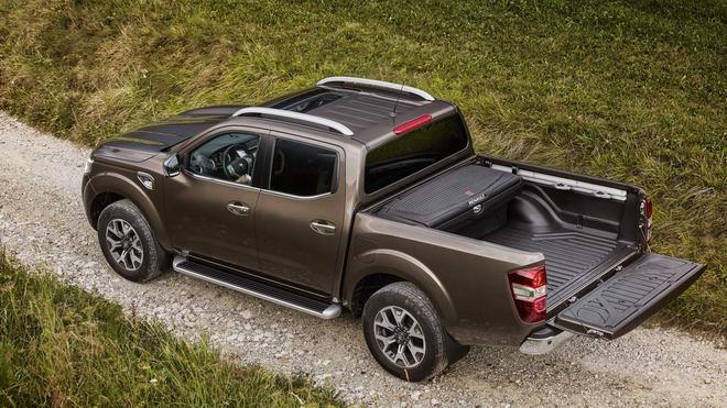 """Renault Alaskan: """"anh em"""" của Nissan Navara và Mercedes X-Class - 3"""