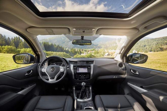 """Renault Alaskan: """"anh em"""" của Nissan Navara và Mercedes X-Class - 4"""