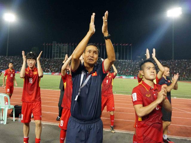 Sóng ngầm ở Liên đoàn Bóng đá Việt Nam - 2