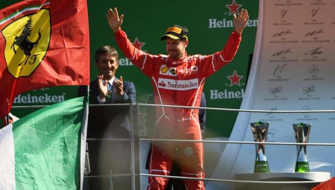 """Đua xe F1, Italian GP: """"Mũi tên bạc"""" bay vút, cho đối thủ """"hít khói"""" - 2"""