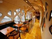 Du lịch - Khám phá nội thất sang chảnh trong tàu du lịch của giới siêu giàu
