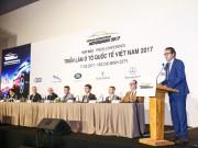 Tin tức ô tô - 12 thương hiệu lớn tham gia Triển lãm ô tô quốc tế 2017