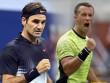 Federer - Kohlschreiber: Bùng nổ thời khắc quyết định (Vòng 4 US Open)