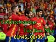 Liechtenstein – Tây Ban Nha: Sàn diễn song tấu Real 700 triệu bảng