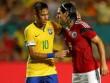 """Colombia – Brazil: """"Ảo thuật gia"""" Neymar đọ tài """"Mãnh hổ"""" Falcao"""