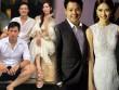 Lộ khoảnh khắc Hoa hậu Thu Thảo rạng rỡ chụp hình cưới