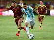 Argentina – Venezuela: Messi, Di Maria mặc sức tung hoành