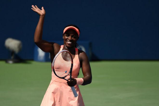Stephens - Sevastova: 3 set nghẹt thở, bất ngờ nối bất ngờ (Tứ kết US Open) - 1
