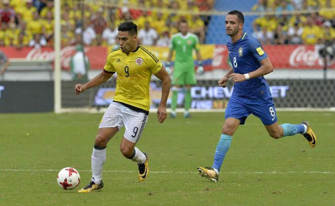 "Colombia - Brazil: ""Hàng Chelsea"" lu mờ Neymar - 1"