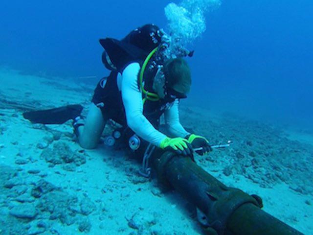 Cáp quang biển AAG bị đứt nhiều đoạn, khi nào hàn nối xong?