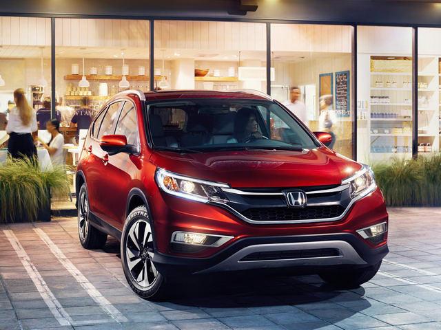 """Honda CR-V được bán giá thấp """"không tưởng"""" qua đại lý xe máy - 1"""