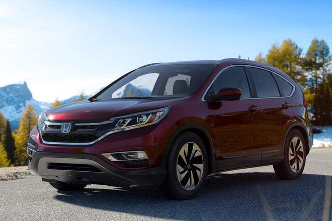 """Honda CR-V được bán giá thấp """"không tưởng"""" qua đại lý xe máy - 2"""