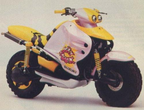 Top 10 mẫu xe môtô kì quặc nhất hành tinh (P2) - 1