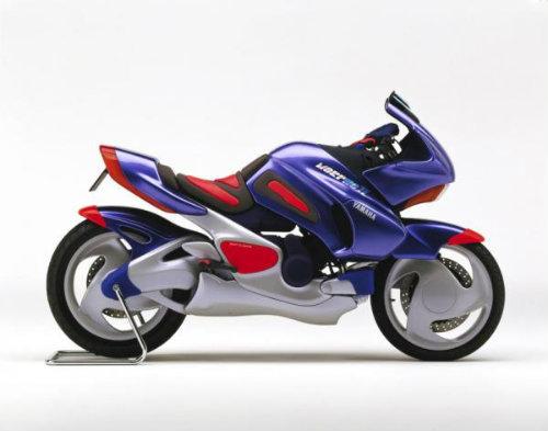 Top 10 mẫu xe môtô kì quặc nhất hành tinh (P2) - 4