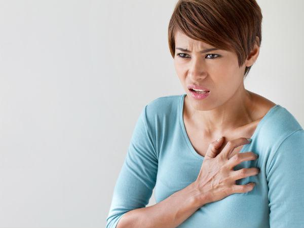 Triệu chứng đau tim thường xảy ra ở phụ nữ - 1