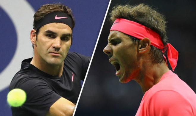 US Open: Khi Nadal, Federer cùng muốn xóa bỏ lời nguyền - 1