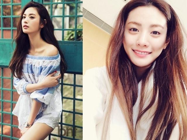 """10 mỹ nhân Hàn Quốc đẹp không tì vết dù rũ bỏ """"mặt giả"""""""