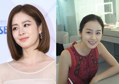 """10 mỹ nhân Hàn Quốc đẹp không tì vết dù rũ bỏ """"mặt giả"""" - 4"""