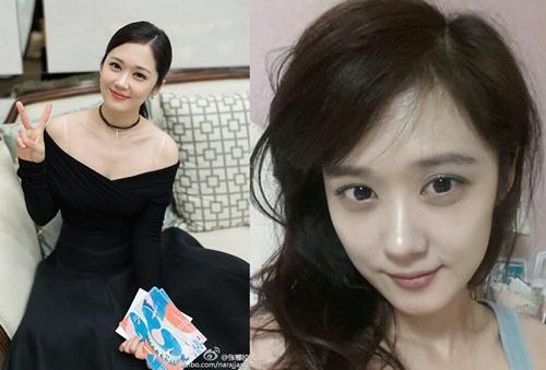 """10 mỹ nhân Hàn Quốc đẹp không tì vết dù rũ bỏ """"mặt giả"""" - 8"""