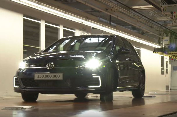 Volkswagen kỷ niệm chiếc xe thứ 150 triệu xuất xưởng - 2