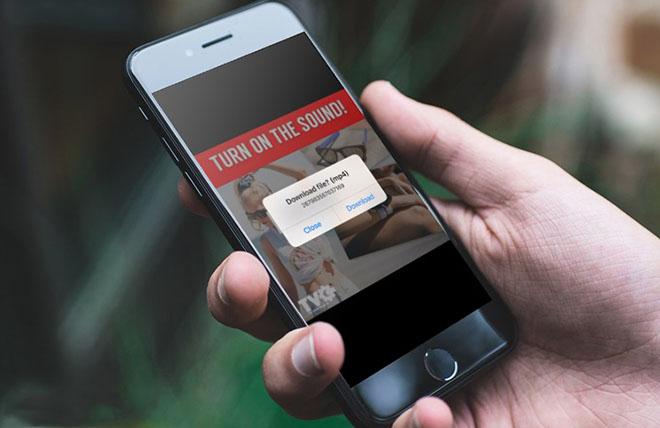 Làm thế nào để tải video hay trên Facebook bằng iPhone - 1