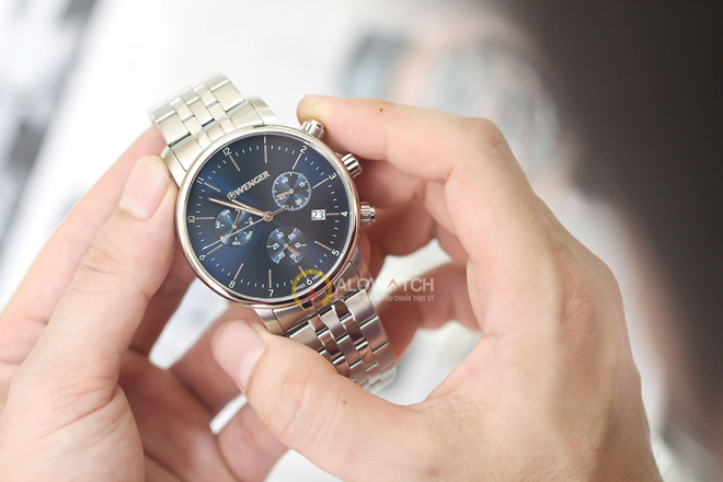 Đồng hồ Wenger phá vỡ mọi giới hạn về giá - 4