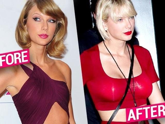 """Sau nghi án nâng cấp vòng 1, Taylor Swift hot như """"bom sex"""" - 19"""