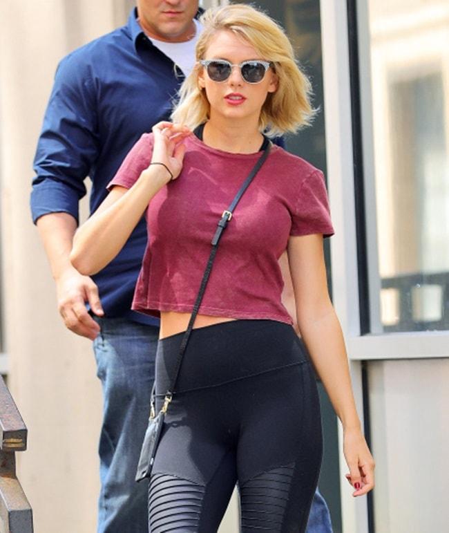Vòng 1 bỗng nảy nở, Taylor Swift vướng nghi vấn dao kéo - 10