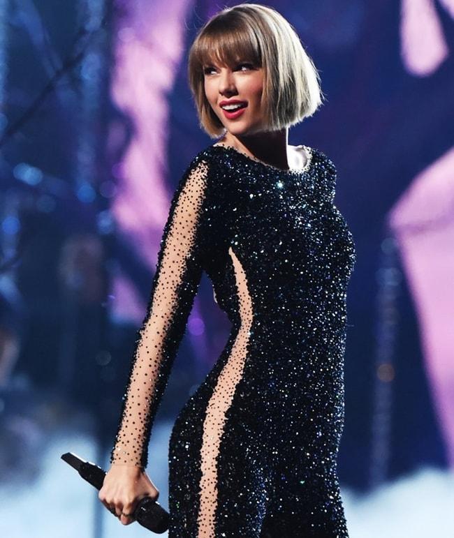 Vòng 1 bỗng nảy nở, Taylor Swift vướng nghi vấn dao kéo - 9