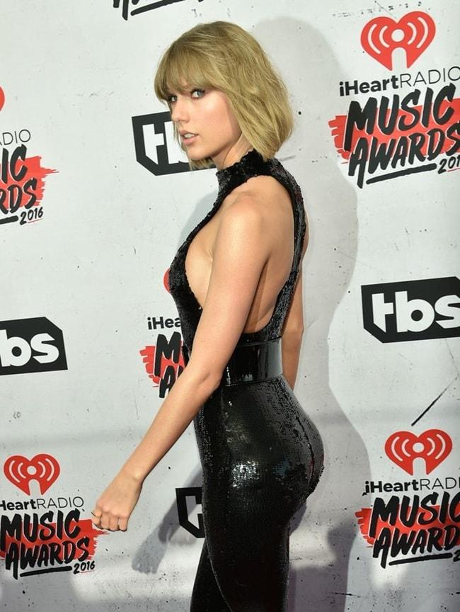 Vòng 1 bỗng nảy nở, Taylor Swift vướng nghi vấn dao kéo - 14