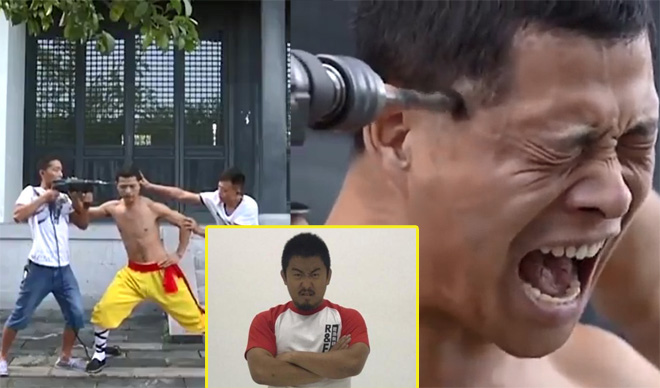 """Ồn ào võ Trung Quốc: Cao thủ Thiếu Lâm khoan đầu """"đòi xử"""" Từ Hiểu Đông - 1"""