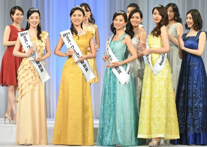Ngỡ ngàng vì thí sinh, hoa, á hậu Nhật Bản xấu đều - 14