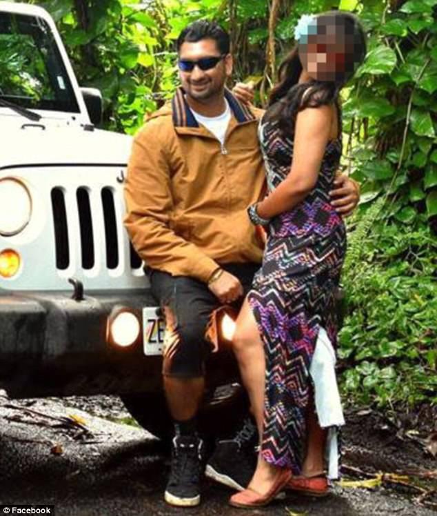 Bố mẹ chồng Ấn Độ bay tới Mỹ để đánh con dâu - 2