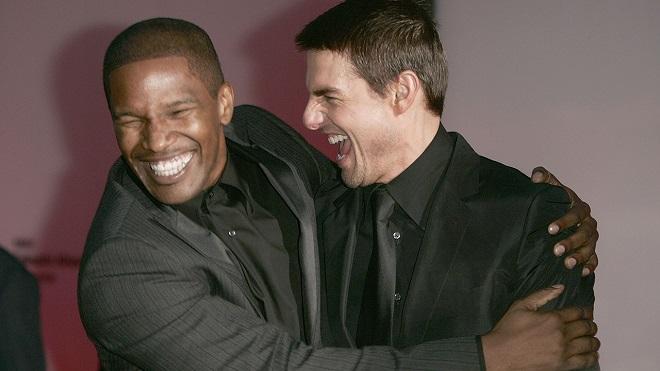 """Vợ cũ Tom Cruise công khai bạn trai da màu sau """"hợp đồng quái gở"""" - 3"""