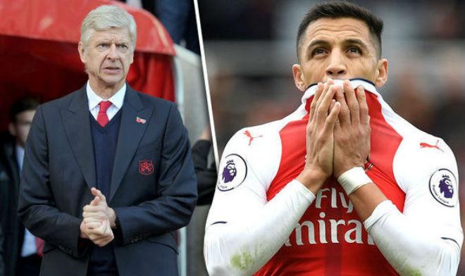 Arsenal - Wenger ôm hận: Sanchez đến Manchester 20 triệu bảng - 1
