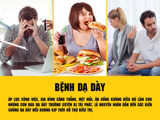 Đau dạ dày nên ăn gì vào buổi sáng? - 1