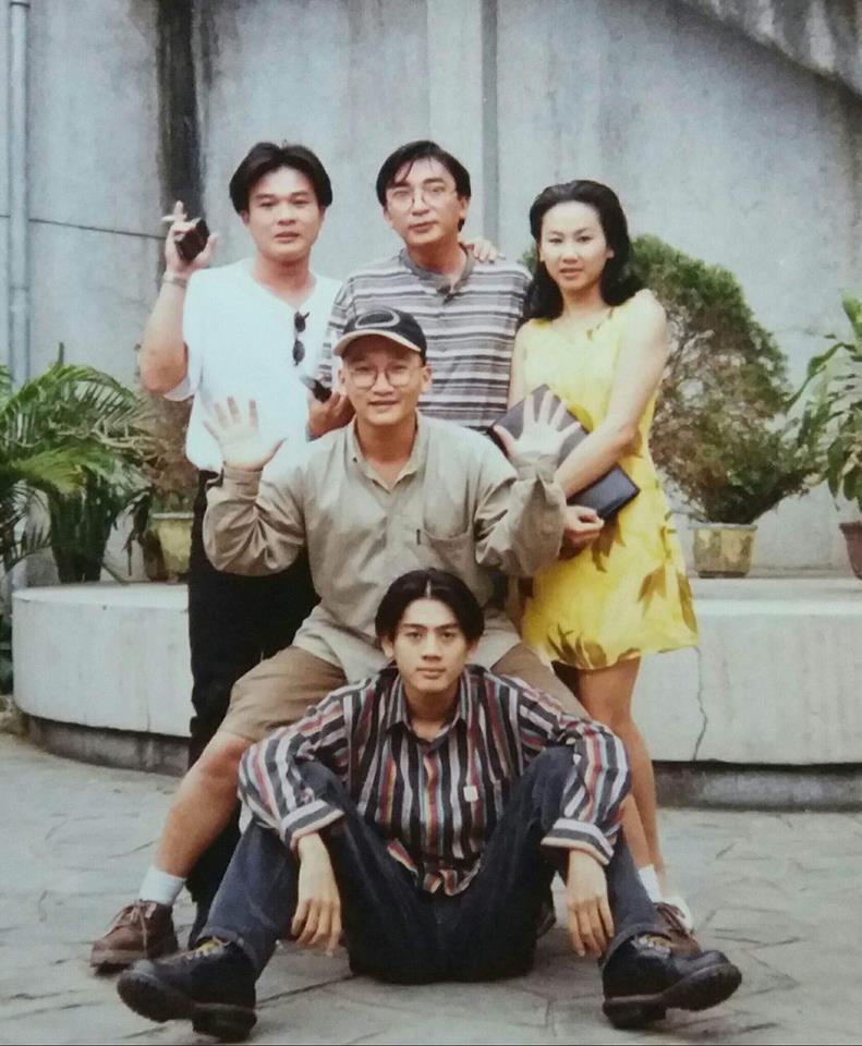Lâm Chí Khanh hé lộ mối tình với Ưng Hoàng Phúc và những bức ảnh hiếm - 4