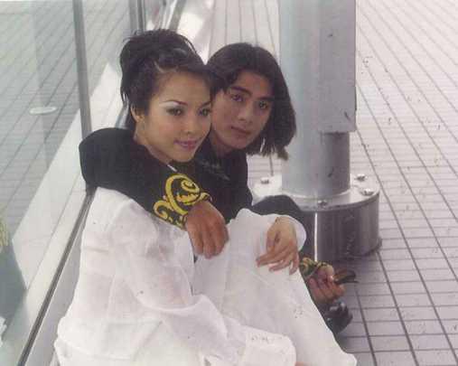 Lâm Chí Khanh hé lộ mối tình với Ưng Hoàng Phúc và những bức ảnh hiếm - 13