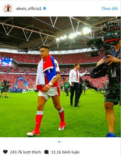 Arsenal - Wenger ôm hận: Sanchez đến Manchester 20 triệu bảng - 2