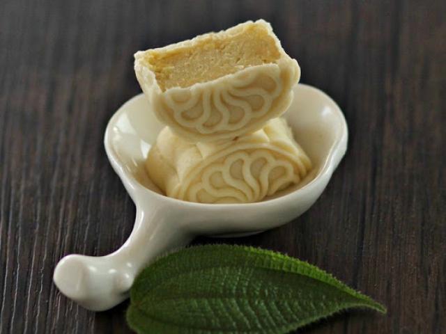 Bánh dẻo sầu riêng thơm ngọt lịm tim cho mâm cỗ Trung thu