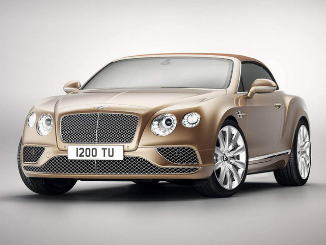 Bentley Continental GT Timeless Series: Lời chia tay - 1