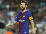 """Bóng đá - Messi """"hàng miễn phí"""": MU, Man City có cơ hội?"""