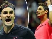 US Open: Khi Nadal, Federer cùng muốn xóa bỏ lời nguyền