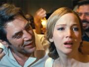 Phim kinh dị của Jennifer Lawrence gây phản ứng trái ngược ở LHP Venice