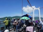 Tin tức trong ngày - Nam thanh niên bỏ xe trên cầu rồi nhảy sông tự tử