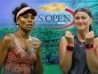 Venus - Kvitova: Quần chiến 155 phút, giành vé ngoạn mục (Tứ kết US Open)