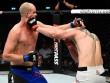 """UFC: Võ sỹ 2m13, cao nhất thế giới bị đấm đổ """"như chuối"""""""