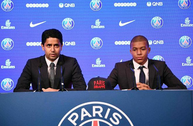 """PSG náo loạn vì """"Bom tấn"""" Mbappe 180 triệu euro: Từng suýt đến Arsenal - 7"""