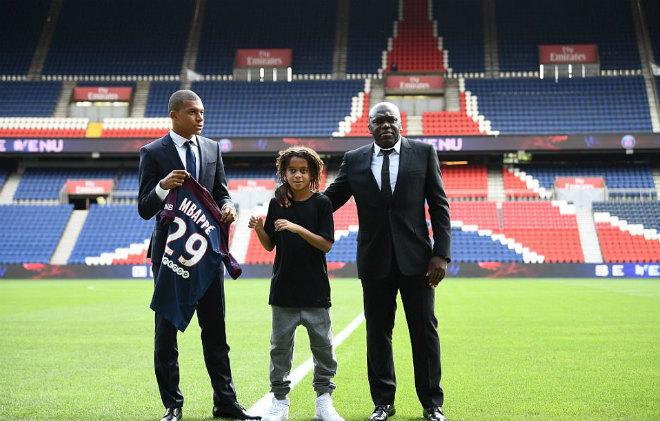 """PSG náo loạn vì """"Bom tấn"""" Mbappe 180 triệu euro: Từng suýt đến Arsenal - 9"""